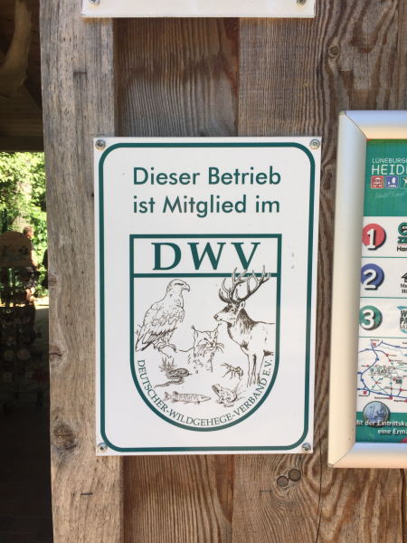 Wildpark Müden in Faßb